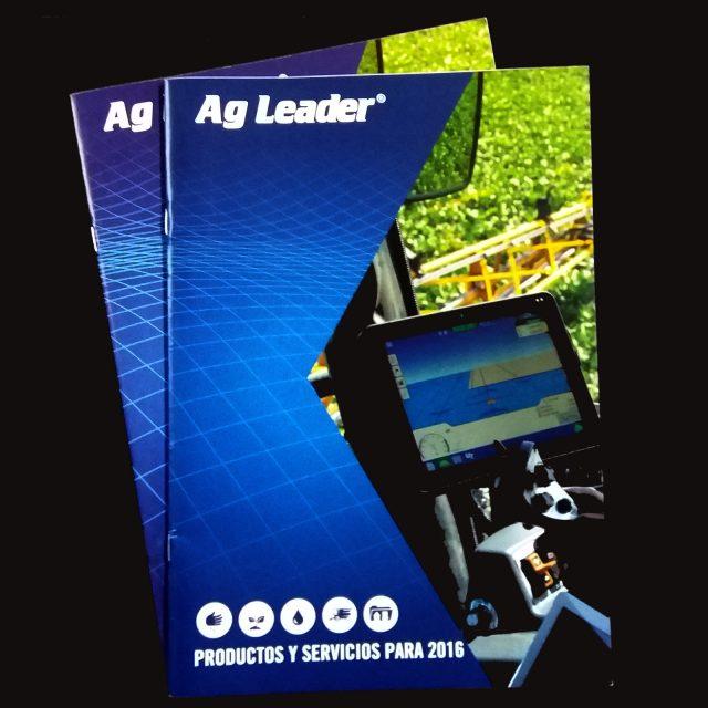 Ag Leader – Productos y Servicios para 2016