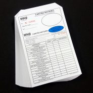 WHB – Cartão Roteiro
